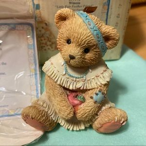 NIB 1994 Cherished Teddies Enesco Fair Feather